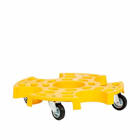wheel trolley off road
